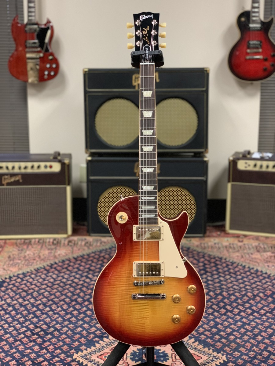 Rencontres Gibson les Paul