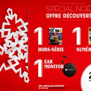 La promo de Noël - Port gratuit avec le code FREE20