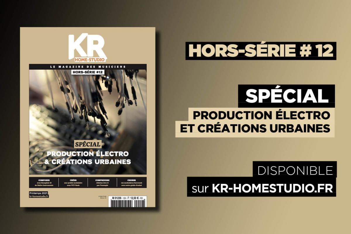 Découvrez notre dernier Hors-Série spécial electro